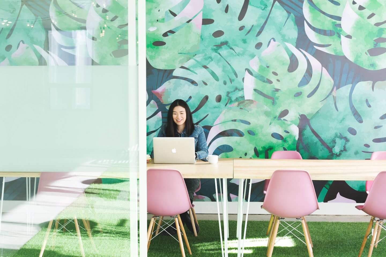 Travailler en flex-office